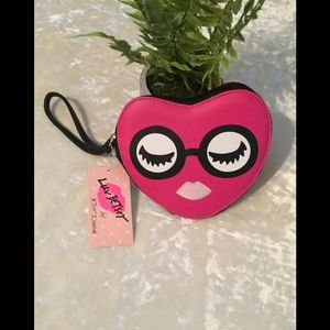 Betsey Johnson Wristlet